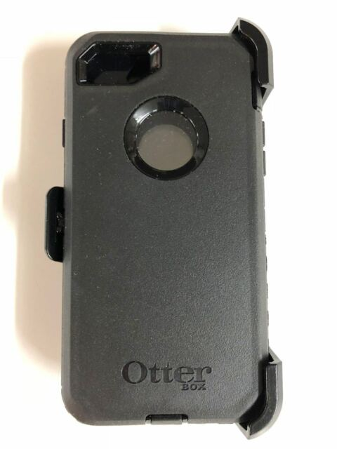 on sale 7a3a3 efd99 Otterbox Defender Series Case for Iphone 7 & iPhone 8 4.7 with Holster Black