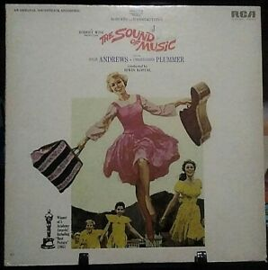 THE-SOUND-OF-MUSIC-Musical-OST-GateFold-Album-Released-1964-Record-Vinyl-Collect