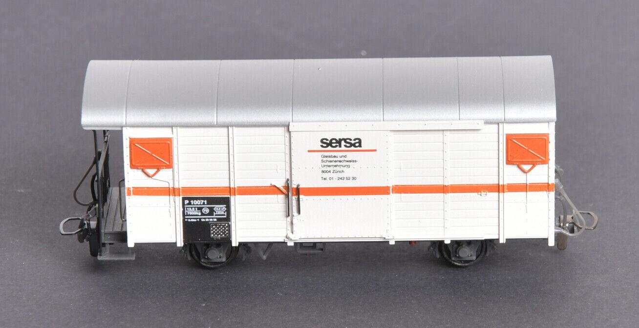 Bemo colección p10071 Sersa, nuevo