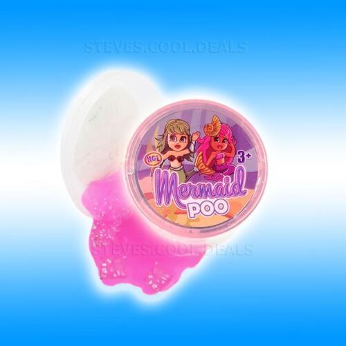 Poo Slime Glitter Mud Putty Stress Relief Kids Sludge poop UK SAFETY STANDARDS