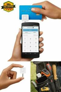 Square Mobile Debit Credit Card Reader Smart Phone Android Swipe Payment New