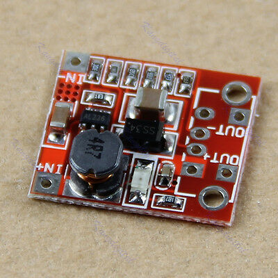 1PC New 1A 3V to 5V DC-DC Converter Step Up Boost mobile power supply Module
