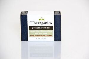 Detox Charcoal Soap #1 Best Seller! Handcrafted In Usa Organic Ingredients