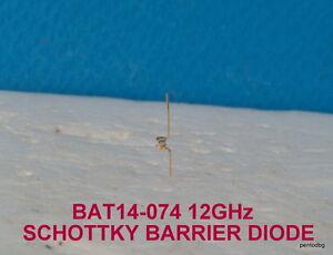 Image Is Loading Bat 14 074 Siemens 12ghz Schottky Medium Barrier
