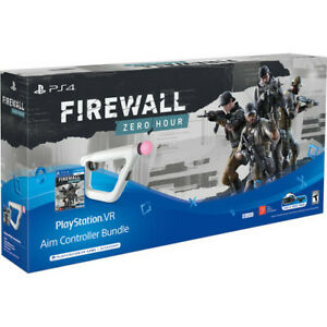 Firewall-Zero-Hour-Game-With-Aim-Controller-Bundle-Sony-PS4-VR-Virtual-Reality