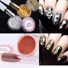 Nail Art Glitter Mirror Powder Chrome Dust Nail Pigment Manicure Decoration