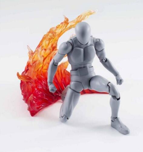 Effect Burning Flame Fire 1//6 Figurine Hot Toys Gundam Kamen Rider Phicen ❶ USA ❶