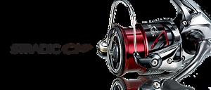 SHIMANO STRADIC C14+ C3000HG SPINNING REEL