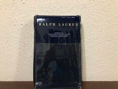 Ralph Lauren Durant Caylin Euro Sham 26 Quot X 26 Quot Navy Blue