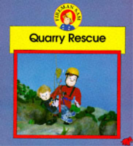 Quarry-Rescue-Fireman-Sam-Photographic-Storybooks-Stanford-Anna-Used-Good