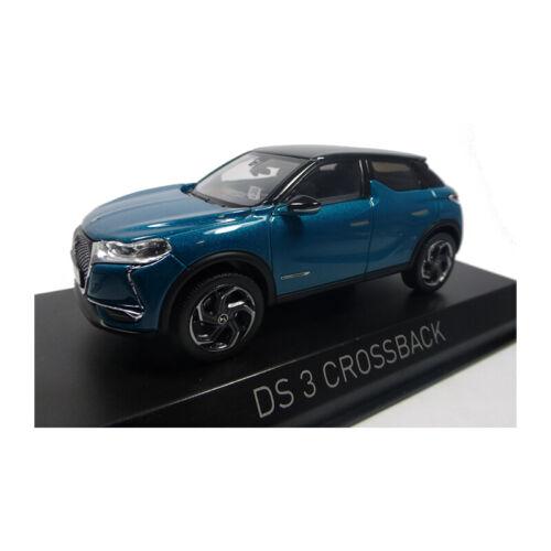 Norev 170021 Citroen DS3 Crossback türkisblau metallic 2019 Maßstab 1:43 NEU!°