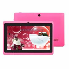"""Tablet PC 7"""" HD Android 4.4 A33 Quad Core 16GB Dual Camera Wifi For Kids Gift"""