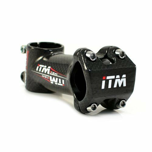 ITM A-SPEEDRY Carbon Wrapped Stem 31.8 x 90mm