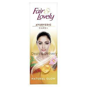 NEW-Fair-and-Lovely-Ayurvedic-Care-Fairness-Face-Cream-Skin-Lightening-25g-50g