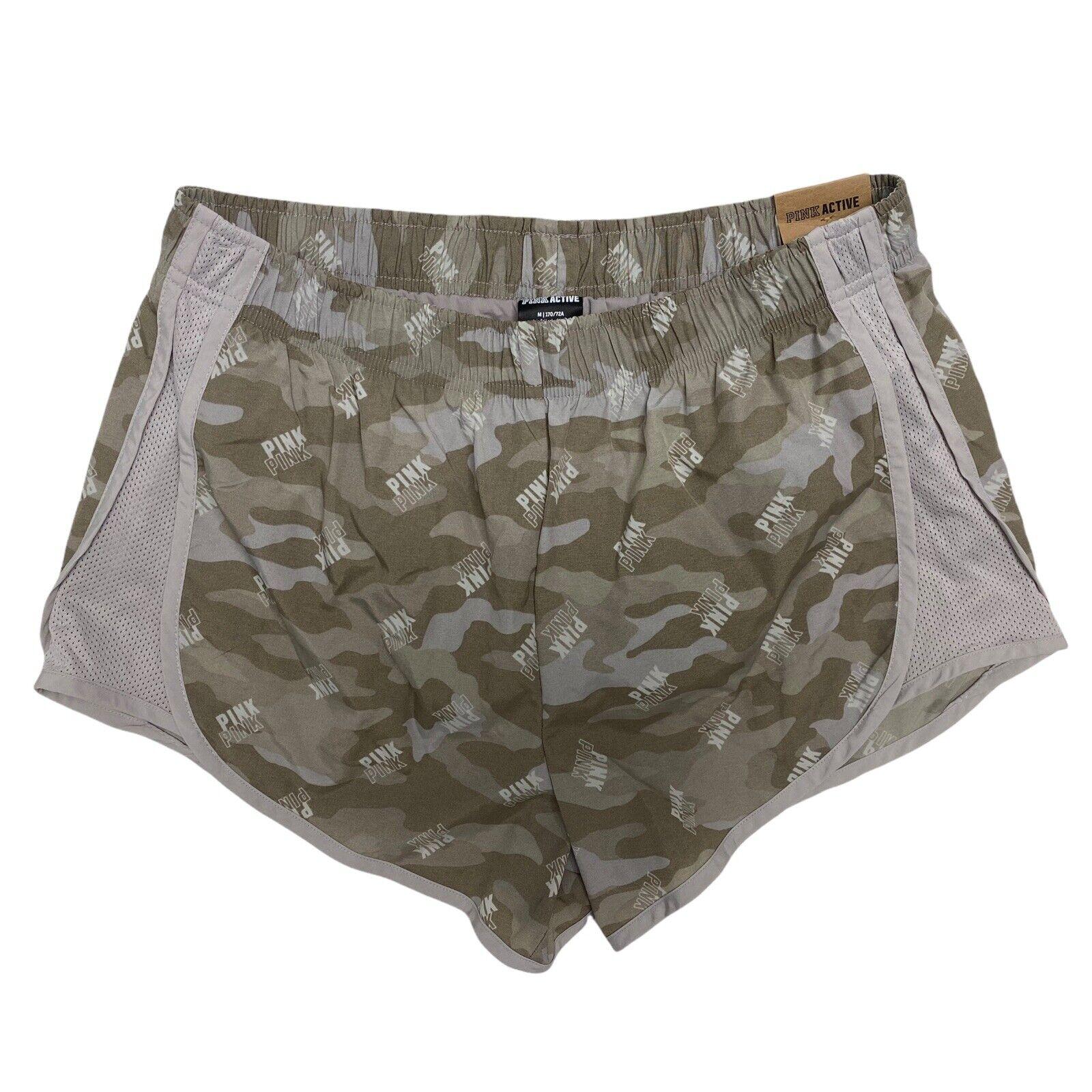 Victoria secret PINK women's Active shorts camo size M/M