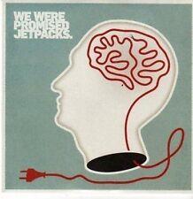(CE712) We Were Promised Jetpacks, Human Error - 2011 DJ CD