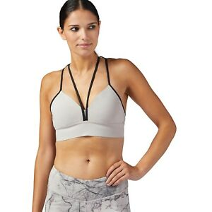 1b3c18100b Image is loading REEBOK-STRAPPY-SPORTS-BRA