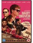 Baby Driver DVD 2017 Action Crime Thriller Jamie Foxx Kevin Spacey R15