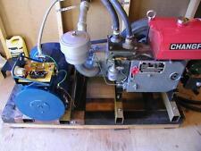 Bauanleitung Umbau Kleindiesel auf Wasserkühlung Changfa / Lingfa Motor zum BHKW