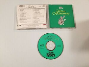 Silver-Anniversary-by-The-Irish-Rovers-CD-1989-Attic