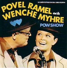 LP WENCKE MYHRE SCHWEDISCH POVEL & WENCHE, POW SHOW II