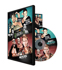 Official ROH Ring of Honor - NJPW - Global Wars 2015 - Night 2 Event DVD