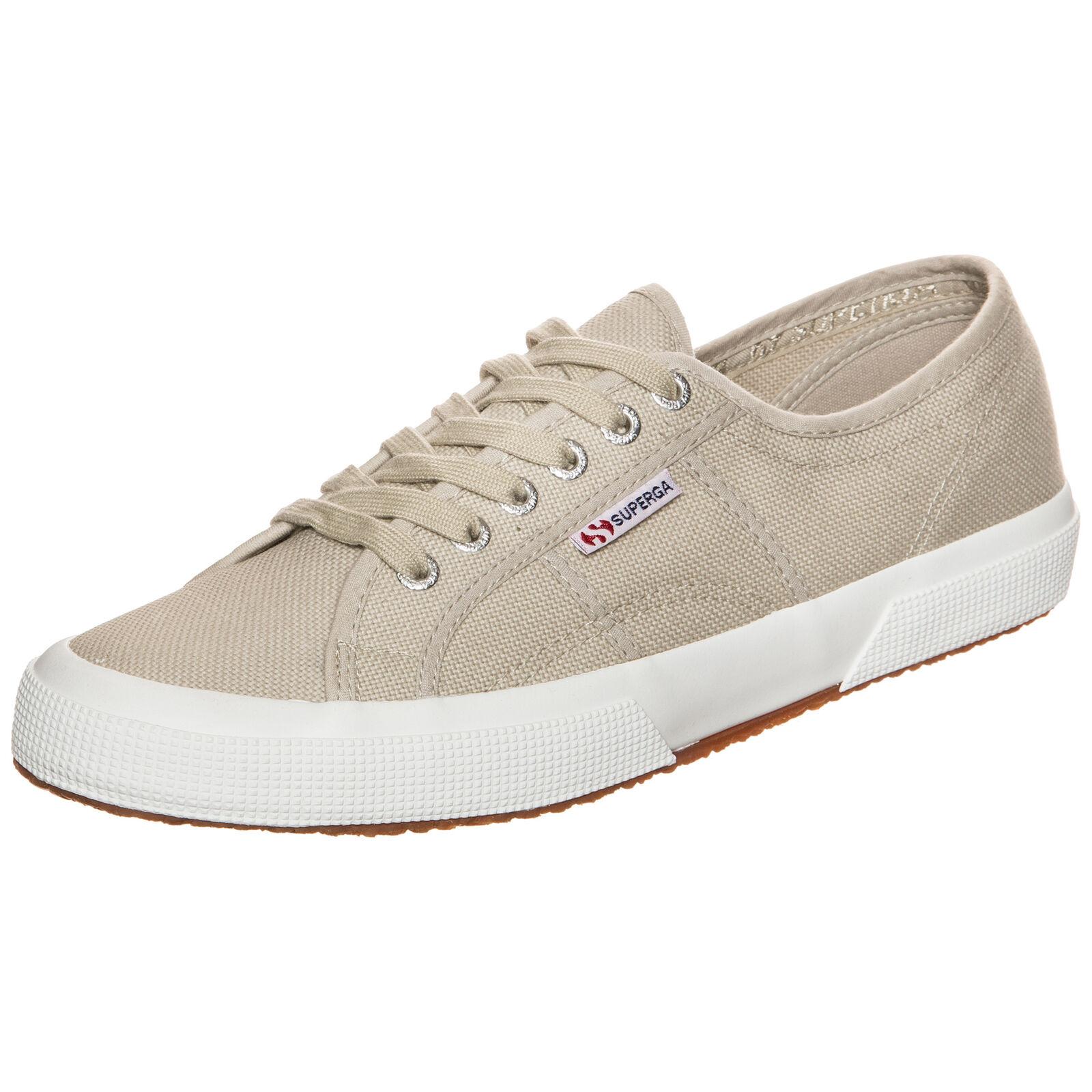 Superga 2750 Cotu Classic Sneaker Beige NEU Schuhe Turnschuhe