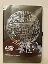 ROGUE ONE NOTE BOOK NEW SEALED HARD BACK EMBOSSED Gift Mens RARE STAR WARS