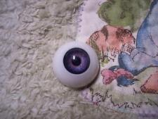 ~EyEcO EyEs PoLyGLaSs Eyes A044 HeAvEnLy BLuE 20MM ~ REBORN DOLL SUPPLIES