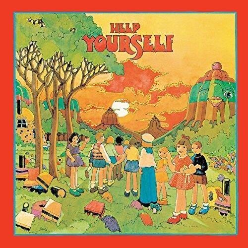 Help Yourself - Help Yourself [New Vinyl LP] Holland - Import