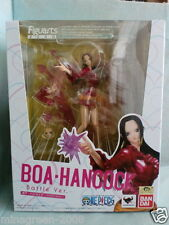 BNIB HTF JAPAN BANDAI One Piece Figuarts ZERO Figure BOA HANCOCK Battle ver.