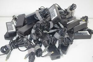 Lot-Of-38-Genuine-Lenovo-Power-Supply-Thinkcentre-Thinkpad-90w-20V-Barrel-Type