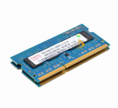 8GB 2x 4GB Hynix 1RX8 PC3-10600S DDR3-1333Mhz 1.5V SODIMM Laptop Memory RAM #6H
