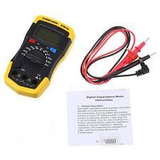XC6013L Digtital LCD Meter Capacitance Capacitor Tester mF uF Circuit Gauge M1BG