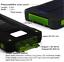 Waterproof-Solar-Power-Bank-900000mAh-Portable-External-Battery-Charger-White-US thumbnail 23