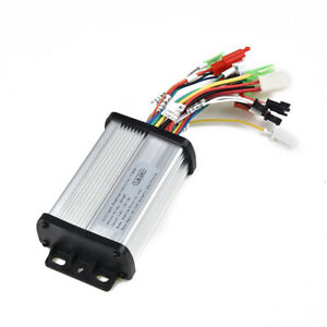 36//48V 350W E-bike Electric Bike Brushless DC Motor Speed Controller Dual-Mode