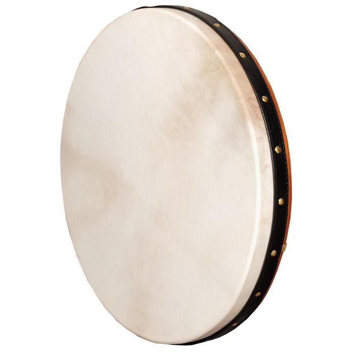 Tambor del marco, tambor del shaman de la cabeza fija de 18 , 18  Frame Drum Fix