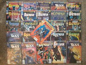 DC-COMICS-BATMAN-KNIGHTQUEST-THE-CRUSADE-STORYLINE-1993-26-COMICS