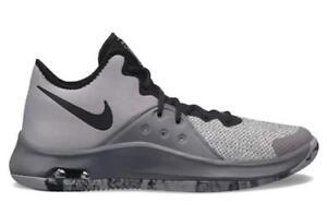 Details about *NIB* Nike Air Versitile III Men New Black Grey Basketball Sneakers AO4430 011