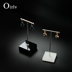 Exhibition Stand Organizer : New arrinal earring ear stud holder jewelry organizer display