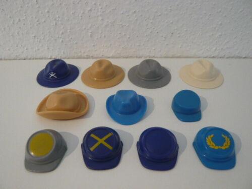 Playmobil Hut Hüte Kappe ACW Soldaten Kavallerie Nordstaaten Südstaaten