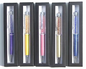 éNergique Amazing Quality Pens Crystal Ballpoint Made With Swarovski Crystal Elements 2019 Nouveau Style De Mode En Ligne