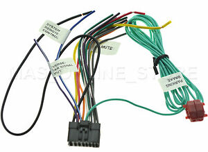 wire harness for pioneer avic d3 avicd3 pay today ships today ebay rh ebay com