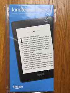 Brand New Kindle Paperwhite Waterproof with 8GB with offer Black 10th Generation