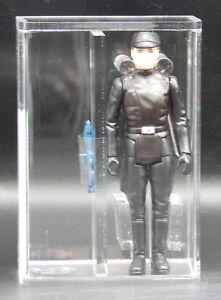 Afa 80 Vintage Star Wars - Commandant du commandant impérial Kenner - Figurine 1980 No Coo !!