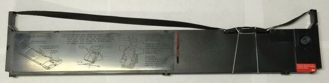 Epson S015384 Black Printer Ribbon non-OEM