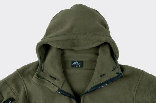HELIKON TEX Armée Tactique Patriot Heavy Fleece Double Veste-Vert Olive