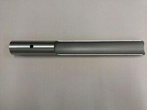 4 Stück Rohr Zuschnitt für Wallerrutenhalter Rutenhalter Rutenständer Rod Pod