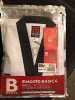 Mooto Bs4 Kukkiwon Uniform Tae Kwon Do Tkd Taekwondo Size 180(4)