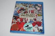 InuYasha - The Movie The Complete Collection Blu Ray 2 Disc Set NEW SEALED